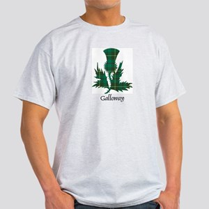 Thistle - Galloway dist. Light T-Shirt