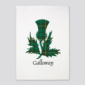 Thistle - Galloway dist. 5'x7'Area Rug