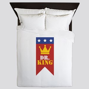 Dr. King Queen Duvet