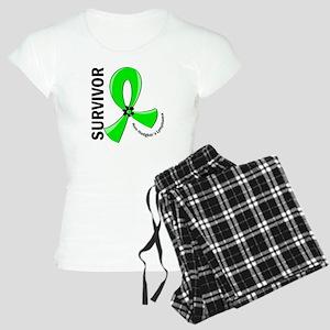 NH Lymphoma Survivor 12 Women's Light Pajamas