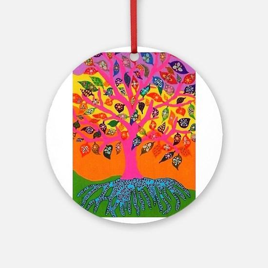 Jewish Tree of Life - Knowledge - Jennifer Fayth O