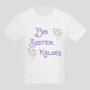 Big Sister Kelsey Kids Light T-Shirt