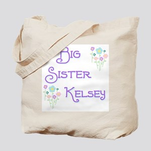 Big Sister Kelsey Tote Bag