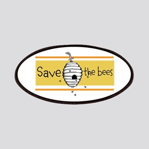 Save The Bees Patch