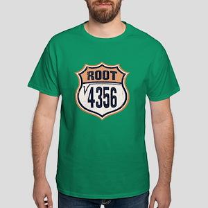 Square Root 66 Dark T-Shirt