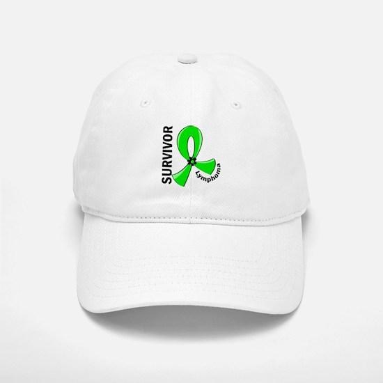 Lymphoma Survivor 12 Baseball Baseball Cap