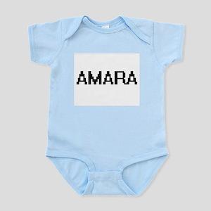 Amara Digital Name Body Suit