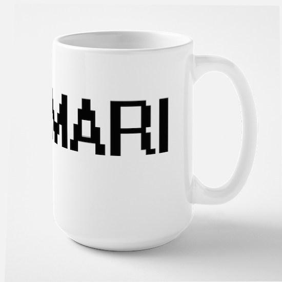 Amari Digital Name Mugs