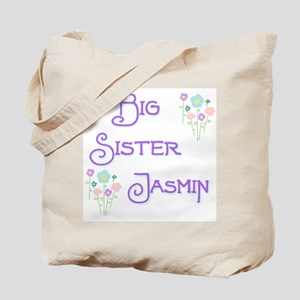 Big Sister Jasmin Tote Bag