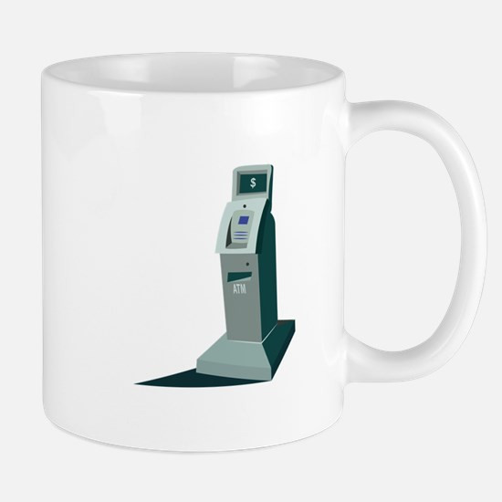 ATM Machine Mugs