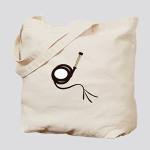 Coiled Whip Tote Bag