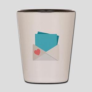 Love Letter Shot Glass