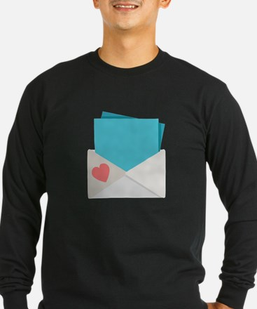Love Letter Long Sleeve T-Shirt