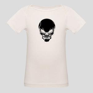 Black Skull Design T-Shirt