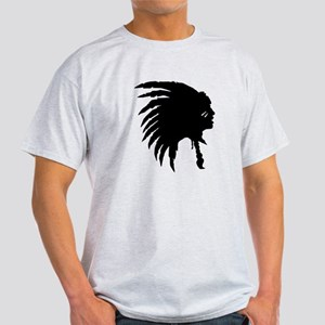 Native American Silhouette T-Shirt