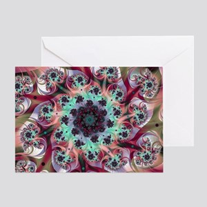 Thing Of Beauty Greeting Card