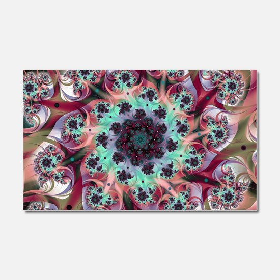 Thing Of Beauty Car Magnet 20 x 12