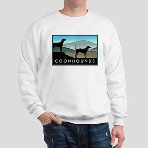 Blue Hills Coonhounds Sweatshirt
