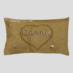 Danny Beach Love Pillow Case
