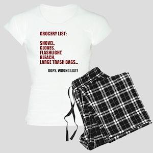 Oops wrong list Women's Light Pajamas