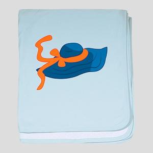 Blue Sunbonnet baby blanket
