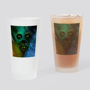 Ghastly Ghoul Drinking Glass
