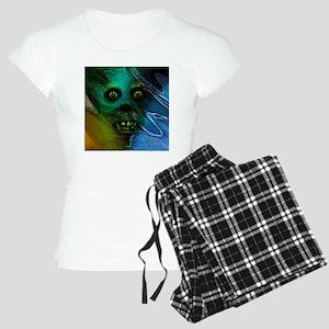 Ghastly Ghoul Women's Light Pajamas