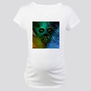 Ghastly Ghoul Maternity T-Shirt