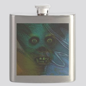 Ghastly Ghoul Flask
