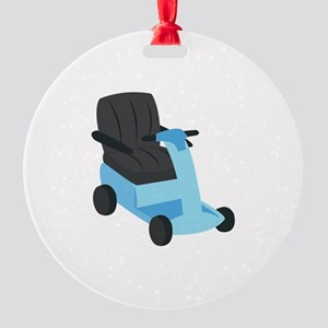 Scooter Ornament