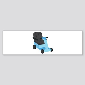 Scooter Bumper Sticker