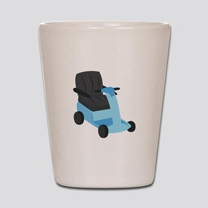 Scooter Shot Glass