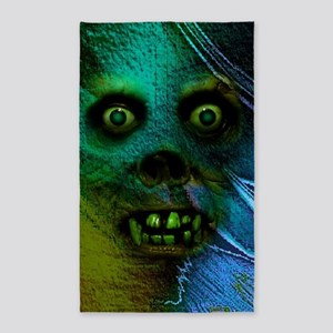 Ghastly Ghoul Area Rug