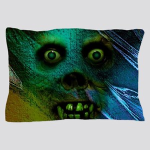 Ghastly Ghoul Pillow Case