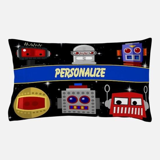 Robots Kids Custom Pillow Case
