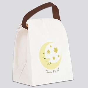 Buona Notte Canvas Lunch Bag
