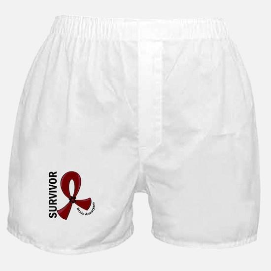 Brain Aneurysm Survivor 12 Boxer Shorts