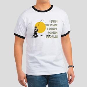 I FISH SO THAT Ringer T