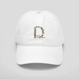 D Baseball Cap
