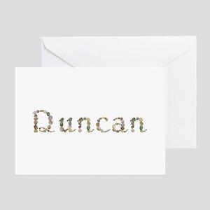 Duncan Seashells Greeting Card