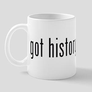 got history? Mug
