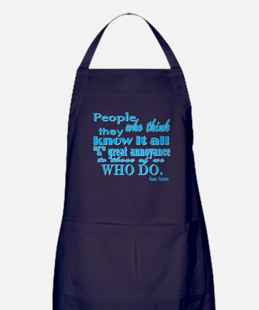 Cute Annoying Apron (dark)