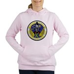 USS HENRY CLAY Women's Hooded Sweatshirt