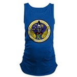 USS HENRY CLAY Maternity Tank Top