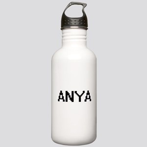 Anya Digital Name Stainless Water Bottle 1.0L