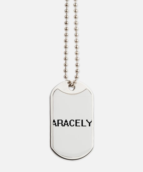 Aracely Digital Name Dog Tags
