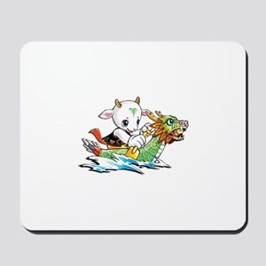 dragonboat2 Mousepad