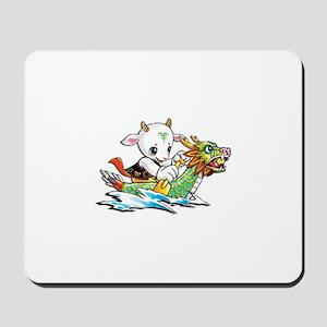 dragonboat2 Mousepad