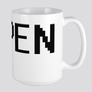 Aspen Digital Name Mugs