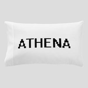 Athena Digital Name Pillow Case